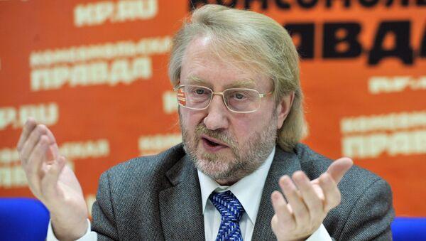 Акадэмік Расійскай акадэміі навук Вадзім Пакроўскі - Sputnik Беларусь