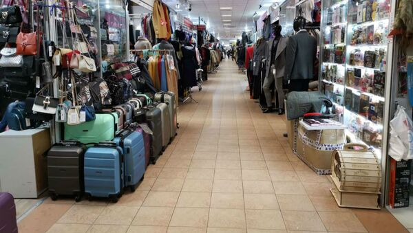 Торговые центры Минска лишились покупателей - Sputnik Беларусь