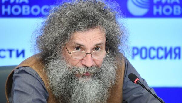 Вице-президент Сколтеха по биомедицинским исследованиям Михаил Гельфанд - Sputnik Беларусь