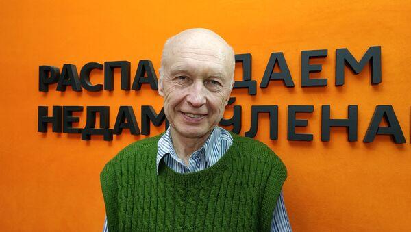 Дарашкевіч: я ведаю, як справіцца з каронавірусам - Sputnik Беларусь