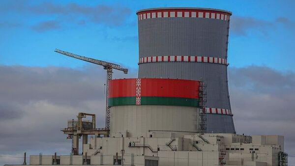 Строительство БелАЭС - Sputnik Беларусь