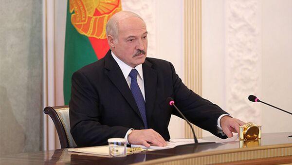Лукашэнка: як будзем разлічвацца па даўгах? - Sputnik Беларусь