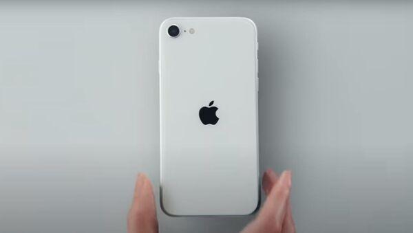 Компания Apple презентовала новый бюджетный iPhone SE - Sputnik Беларусь