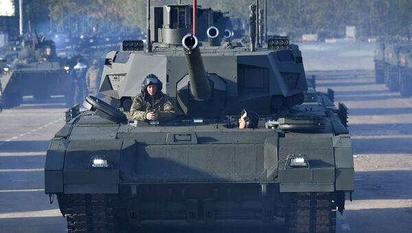 Танк Т-14 Армата - Sputnik Беларусь