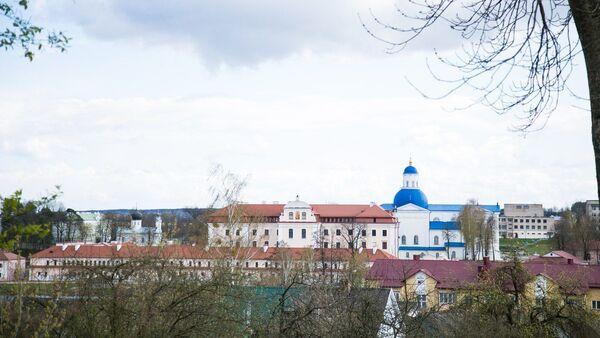 Свято-Успенский жировичский мужской монастырь - Sputnik Беларусь