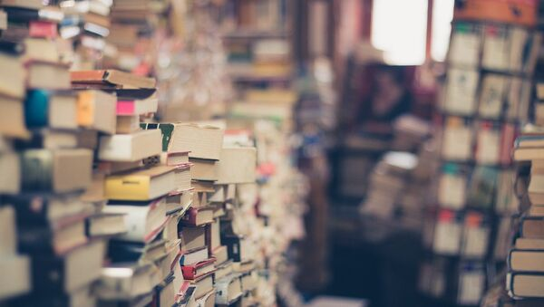 Книги, архивное фото - Sputnik Беларусь