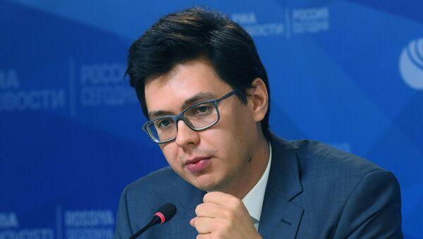 Директор центра изучений перспектив интеграций, главный редактор портала RuBaltic Сергей Рекеда  - Sputnik Беларусь