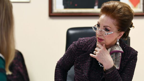 Академик РАН, главный акушер-гинеколог Минздрава России Лейла Адамян - Sputnik Беларусь