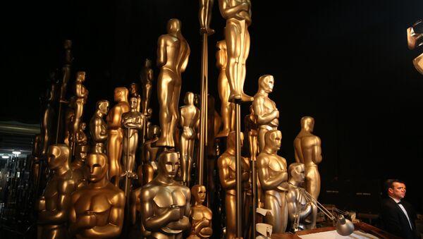 Статуэткі прэміі Оскар за кулісамі - Sputnik Беларусь