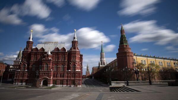 Від на маскоўскі Крэмль - Sputnik Беларусь