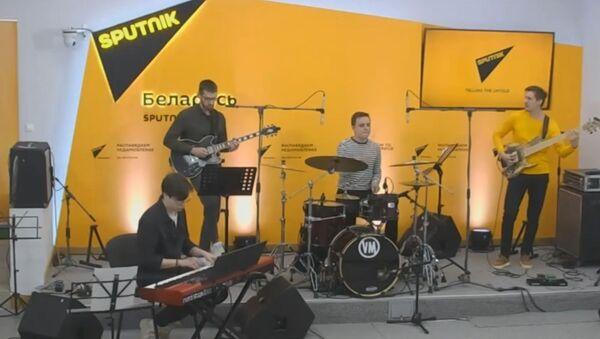 Анлайн-фестываль джаза #БЕЗАНТРАКТА: выступ Квартэта Паўла Арлова - Sputnik Беларусь