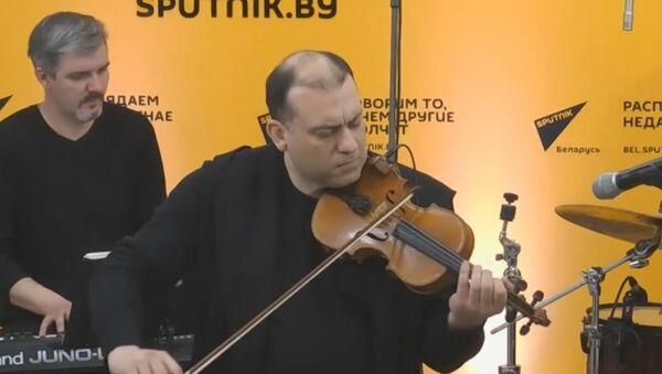 Карен Карапетян и трио Людмилы Круковской - Sputnik Беларусь