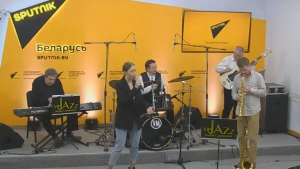 VIP Jazz Андрея Славинского - Sputnik Беларусь