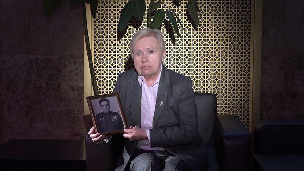 Лідзія Ярмошына: бацьку на вайне выратаваў чарапахавы суп - Sputnik Беларусь