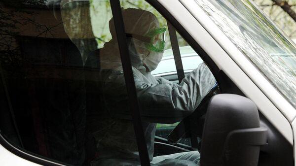 Медыкі, якія працуюць з інфекцыямі, атрымаюць надбаўкі з 1 красавіка - Sputnik Беларусь
