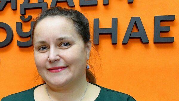 Председатель Центра поддержки семьи и материнства Матуля Вероника Сердюк - Sputnik Беларусь