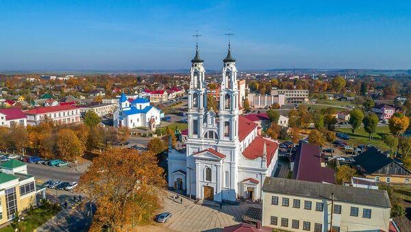 Костел Святого Михаила Архангела в Ошмянах - Sputnik Беларусь