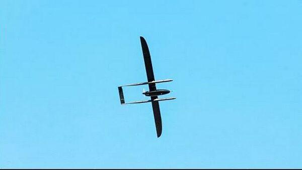 Беспилотный летательный аппарат, вышедший из строя на территории Латвии - Sputnik Беларусь