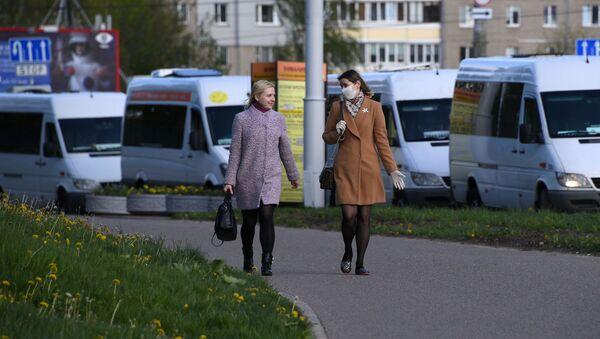 Междугородные маршрутки в Минске - Sputnik Беларусь