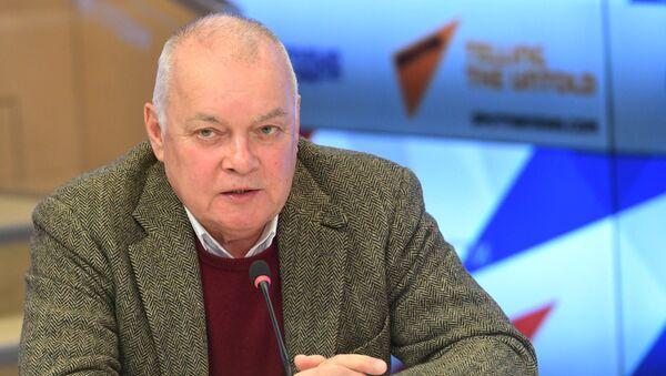 Кісялёў выказаўся пра пазбаўленне акрэдытацыі карэспандэнта Першага канала - Sputnik Беларусь
