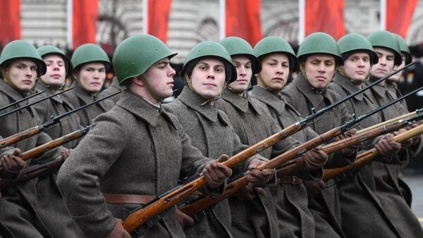 Зброя Перамогі: трохлінейка з царскай Расіі, якая ваявала ў ВАВ - Sputnik Беларусь
