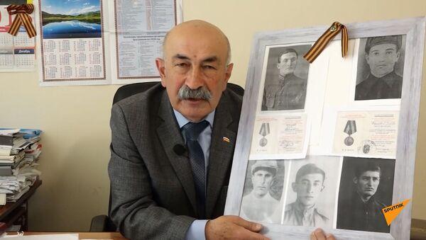 Полпред президента Южной Осетии Мурат Джиоев  - Sputnik Беларусь