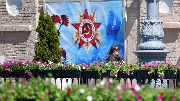 Гомель святкуе Дзень Перамогі - Sputnik Беларусь