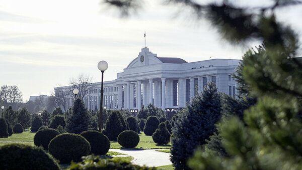 Будынак Сената Рэспублікі Узбекістан у Ташкенце - Sputnik Беларусь