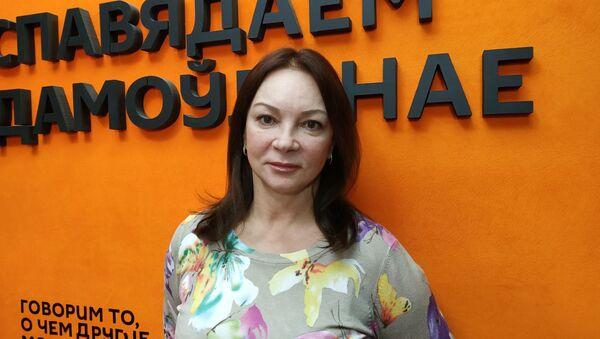 Эксперт по фитнесу и ЗОЖ, общественный деятель Наталья Новожилова - Sputnik Беларусь