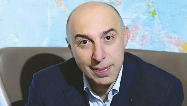 Член прэзідыума Альянсу турыстычных агенцтваў РФ Алексан Мкртчан - Sputnik Беларусь