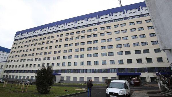 Реконструированный корпус 5-й больницы Минска - Sputnik Беларусь