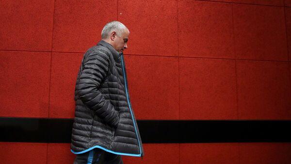 Главный тренер лондонского Тоттенхэма Жозе Моуринью - Sputnik Беларусь