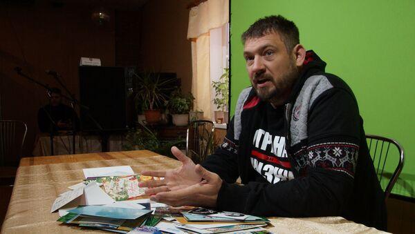 Гомельскі відэаблогер Сяргей Ціханоўскі - Sputnik Беларусь