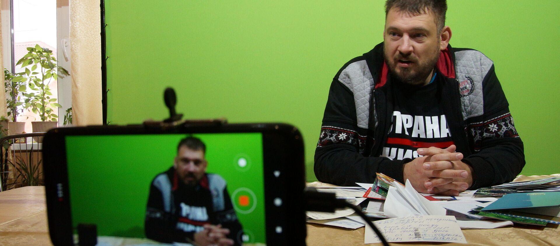 Гомельскі відэаблогер Сяргей Ціханоўскі - Sputnik Беларусь, 1920, 04.03.2021