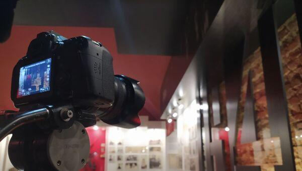 Супрацоўнікі мемарыяльнага комплексу Брэсцкая крэпасць-герой ствараюць віртуальны праект аб экспанатах музея - Sputnik Беларусь