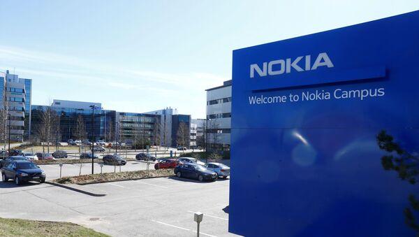 Штаб-квартира Nokia  - Sputnik Беларусь