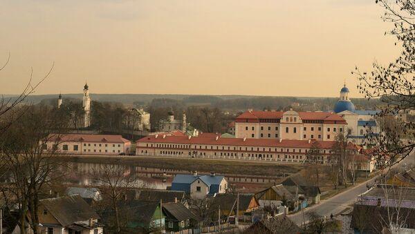 Жировичский ставропигиальный мужской монастырь - Sputnik Беларусь