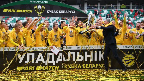 Футболисты БАТЭ - Sputnik Беларусь
