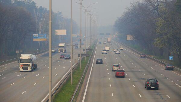 Загрязнение воздуха  - Sputnik Беларусь