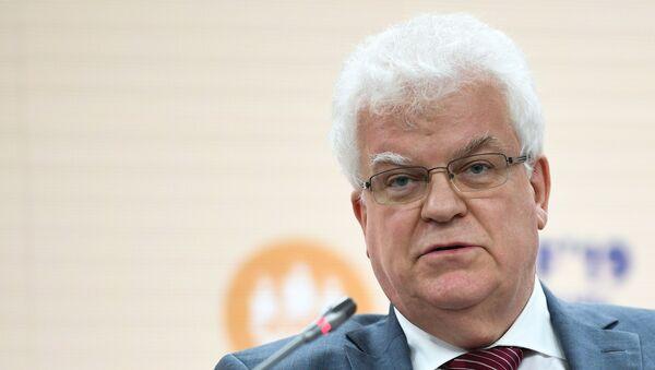 Чрезвычайный и полномочный посол, постоянный представитель РФ при Европейском союзе Владимир Чижов - Sputnik Беларусь