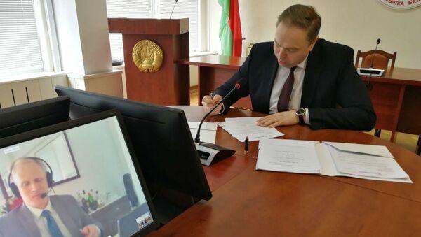 Мінздароўя распавяло, на што пойдуць грошы Сусветнага банка - Sputnik Беларусь