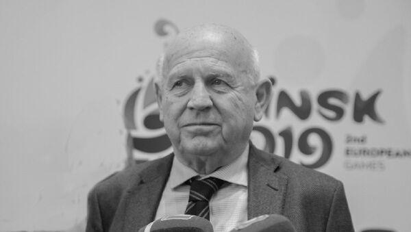Президент ЕОК Янез Косьянчич - Sputnik Беларусь