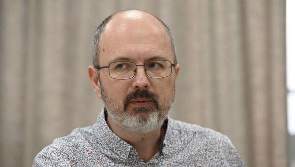 Президент Фонда научных исследований и развития гражданских инициатив Основание Алексей Анпилогов - Sputnik Беларусь