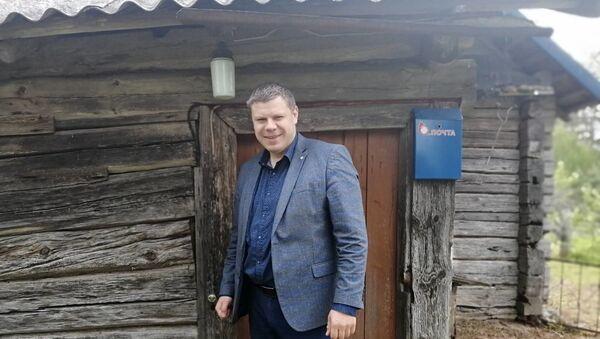 Марек решил не переделывать дом, в котором прошло его счастливое детство - Sputnik Беларусь