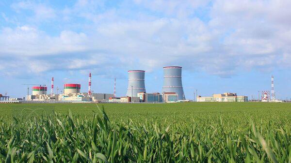 Белорусская АЭС - Sputnik Беларусь