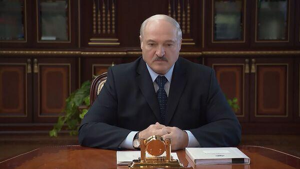 Лукашэнка расказаў, якім бачыць новы ўрад - Sputnik Беларусь
