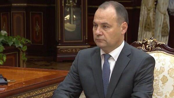 Хто такі Галоўчанка: каго Лукашэнка абраў новым прэм'ерам - Sputnik Беларусь