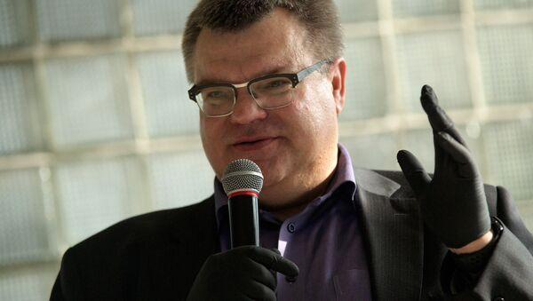 Виктор Бабарико на встрече с избирателями в Витебске - Sputnik Беларусь