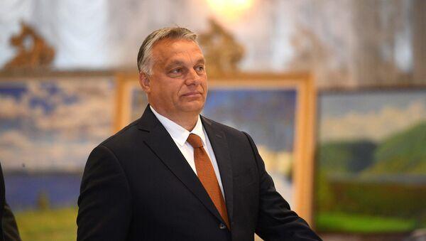 Премьер-министр Венгрии Виктор Орбан - Sputnik Беларусь