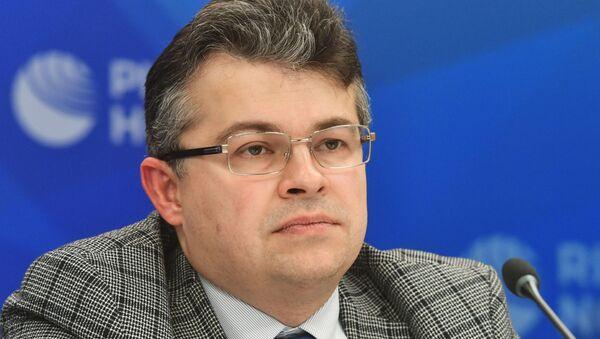 Руководитель энергетического департамента фонда Институт энергетики и финансов РФ Алексей Громов  - Sputnik Беларусь